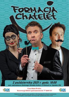 KABARET FORMACJA CHATELET